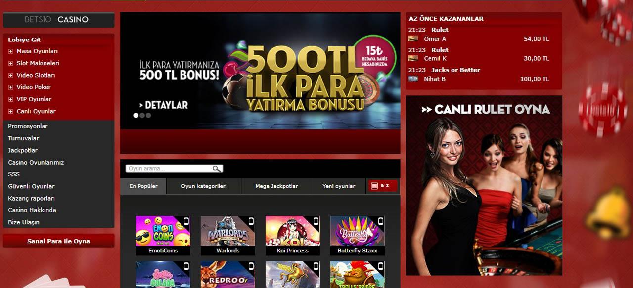 Anadolu Casino Hakkında – Anadolu Casino Giriş,Kayıt ve Üyelik